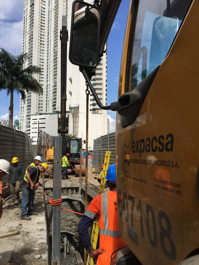 Red saneamiento de Panama City